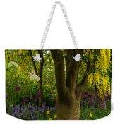 Laburnum Tree In Bloom Weekender Tote Bag