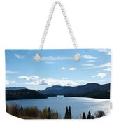 Lac Des Roches Weekender Tote Bag
