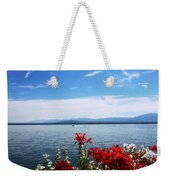 Lac Leman - Switzerland Weekender Tote Bag