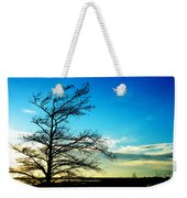 Lacassine Tree Weekender Tote Bag