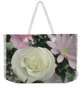 Lace Framed Mothers Day Weekender Tote Bag