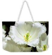Lace Palm Springs Weekender Tote Bag