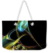 Lace Your Shoes Weekender Tote Bag