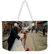 Lacey And Adam Wedding 2 Weekender Tote Bag