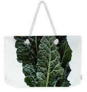 Lacinato Kale Weekender Tote Bag