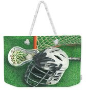 Lacrosse Weekender Tote Bag