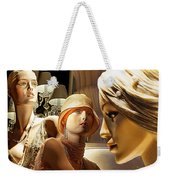 Ladies Of Rodeo Drive Weekender Tote Bag by Chuck Staley