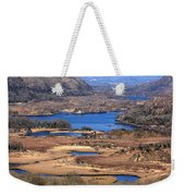 Ladies View Killarney National Park Weekender Tote Bag