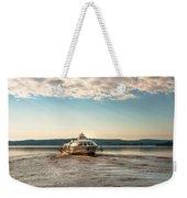 Ladoga Lake Transfer Weekender Tote Bag