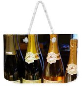 Laduree Champagne In Paris France Weekender Tote Bag