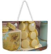 Laduree Macarons Weekender Tote Bag