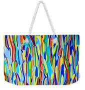 Lady Behind The Sugar Weekender Tote Bag