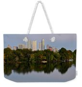 Lady Bird Lake In Austin Texas Weekender Tote Bag