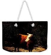 Lady Cow Weekender Tote Bag