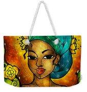 Lady Creole Weekender Tote Bag