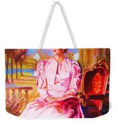 Lady Diana Our Princess Weekender Tote Bag
