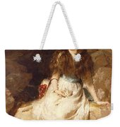 Lady Edith Amelia Ward Daughter Of The First Earl Of Dudley Weekender Tote Bag