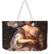 Lady Essex Finch, Later Countess Weekender Tote Bag