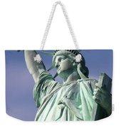 Lady Liberty 01 Weekender Tote Bag