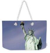 Lady Liberty 08 Weekender Tote Bag
