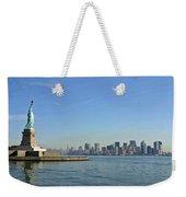 Lady Liberty 09 Weekender Tote Bag