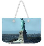 Lady Liberty Weekender Tote Bag by Kristin Elmquist