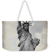 Lady Liberty No 6 Weekender Tote Bag