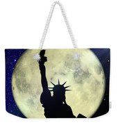 Lady Liberty Nyc - Featured In Comfortable Art Group Weekender Tote Bag