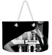 Lady Luck Weekender Tote Bag