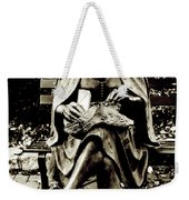 Lady Of Stone B Weekender Tote Bag