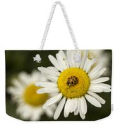 Lady Of The Daisy Weekender Tote Bag