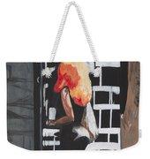 Lady Of The Night Weekender Tote Bag