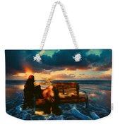 Lady Of The Ocean Weekender Tote Bag