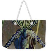 Lady Slipper Secret Garden Weekender Tote Bag