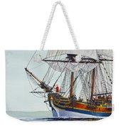 Lady Washington And Captain Gray Weekender Tote Bag