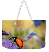 Ladybird Weekender Tote Bag