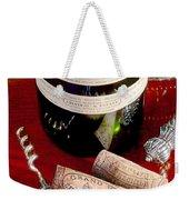 Lafite Weekender Tote Bag