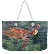 Lager Head Turtle 001 Weekender Tote Bag