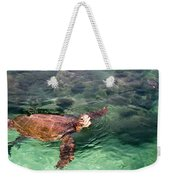 Lager Head Turtle 002 Weekender Tote Bag
