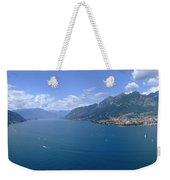 Lago Di Como Weekender Tote Bag