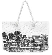 Lago Di Maggiore - Mergozzo Weekender Tote Bag