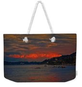 Lago Maggiore Weekender Tote Bag
