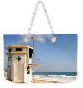 Laguna Beach Lifeguard Tower Weekender Tote Bag