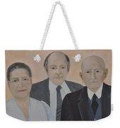 Lahoud Family Weekender Tote Bag