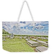 Laid To Rest Weekender Tote Bag