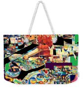 Lail Haseder 4 Weekender Tote Bag