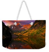 Lake 4 Weekender Tote Bag