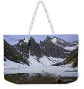 Lake Agnes #2 Weekender Tote Bag