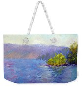 Lake Arrowhead Weekender Tote Bag