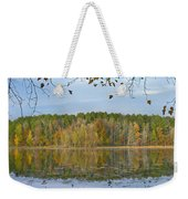Lake Bailey Petit Jean State Park Weekender Tote Bag